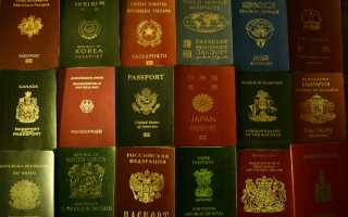 Not all Passports are Equal